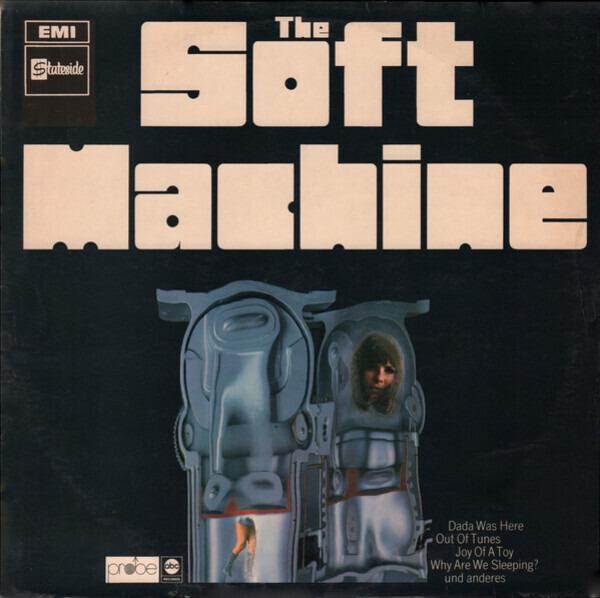 #<Artist:0x007ffa84306b10> - The Soft Machine