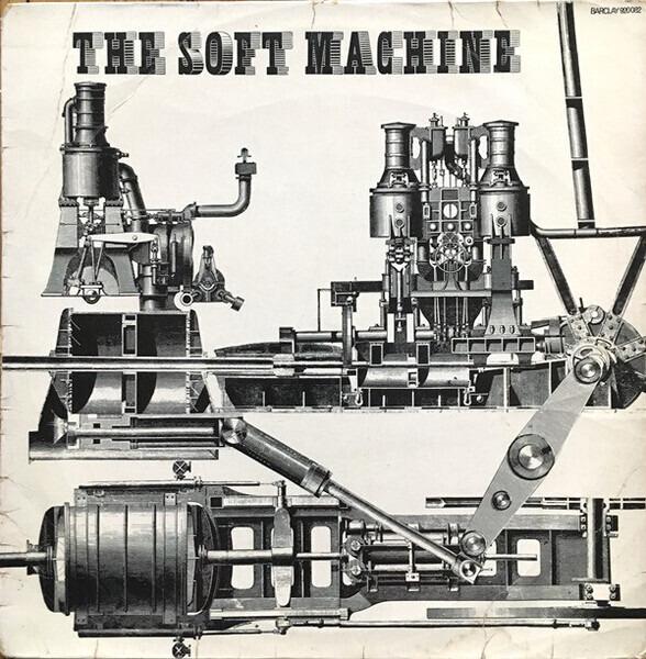 #<Artist:0x00007f81350ab258> - The Soft Machine