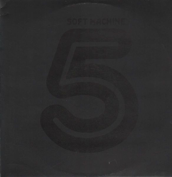 SOFT MACHINE - Fifth - LP