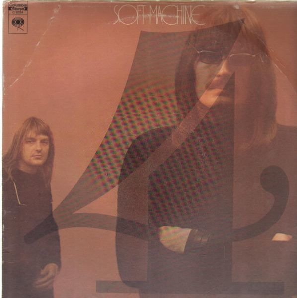 SOFT MACHINE - Fourth - LP