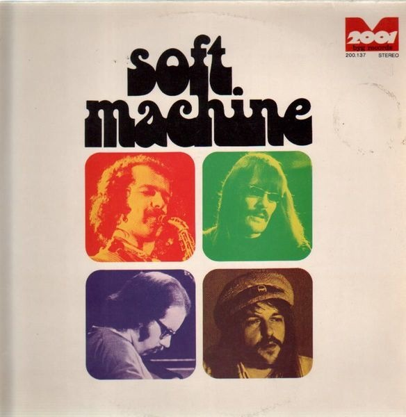 #<Artist:0x007f9ef5e6c120> - Soft Machine