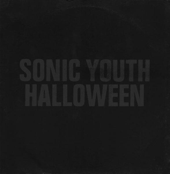 SONIC YOUTH - Flower / Halloween - 12 inch x 1