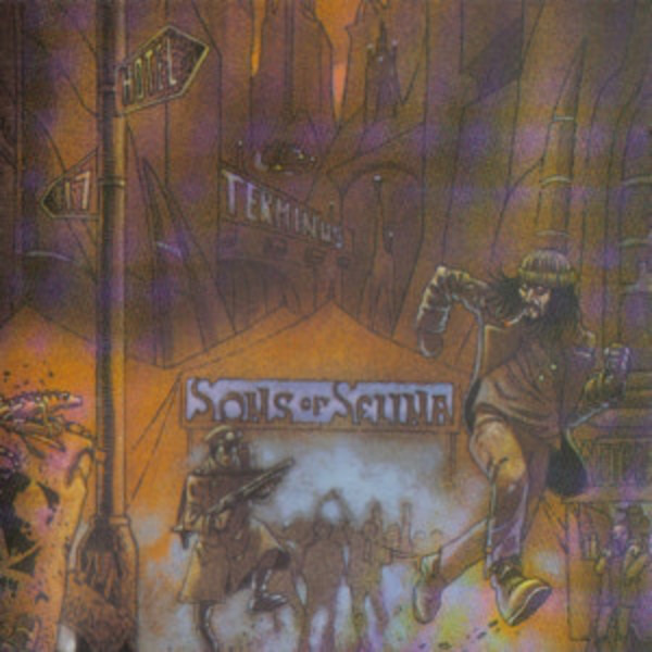 SONS OF SELINA - Terminus - CD single