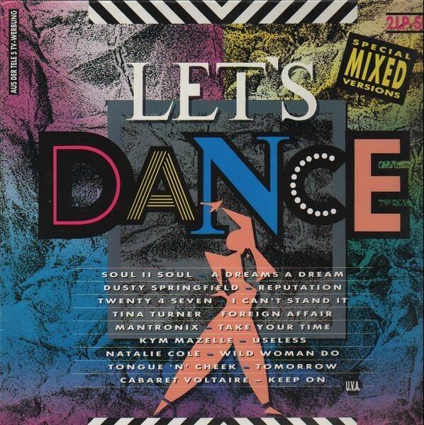 #<Artist:0x007fe32aa6a6e8> - Let's Dance