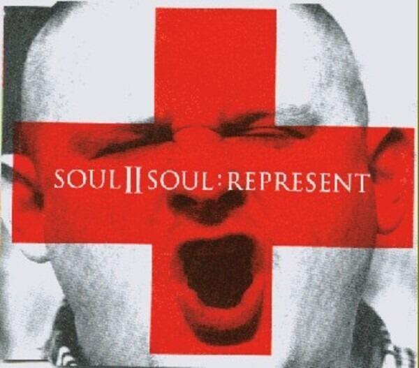 SOUL II SOUL - Represent - CD Maxi