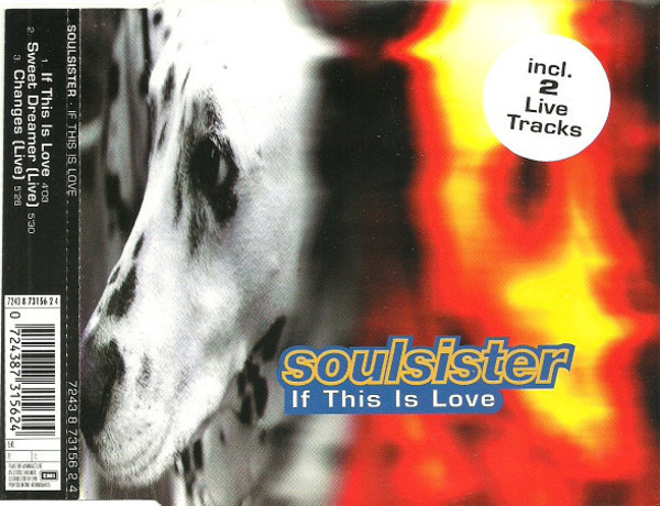 SOULSISTER - If This Is Love - MCD