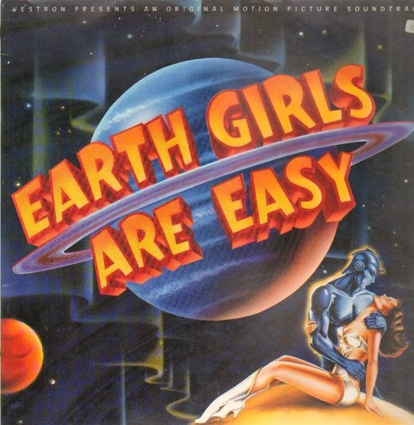 #<Artist:0x007f357c0ea0c0> - Earth Girls Are Easy Soundtrack