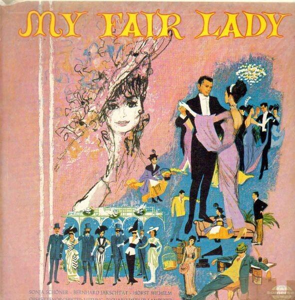 #<Artist:0x007fac2795d8c0> - my fair lady