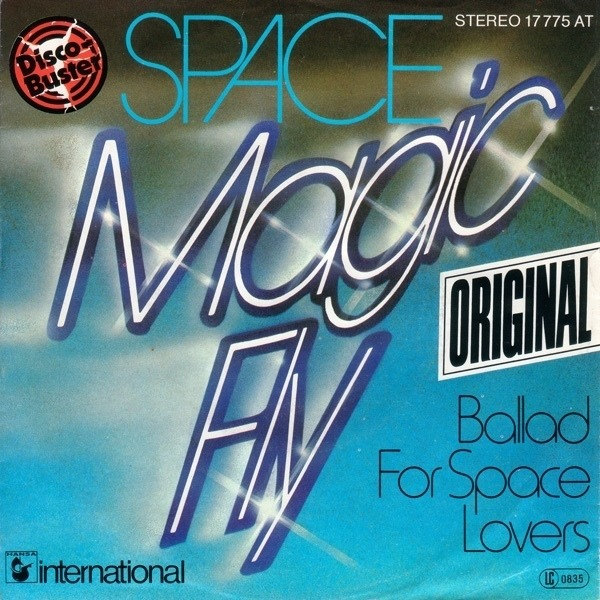 SPACE - Magic Fly - 45T x 1