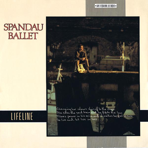 SPANDAU BALLET - Lifeline - Maxi x 1