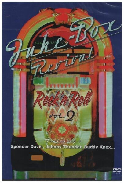 #<Artist:0x00007f651fa37380> - Juke-Box Revival - Rock'n'Roll Vol.2