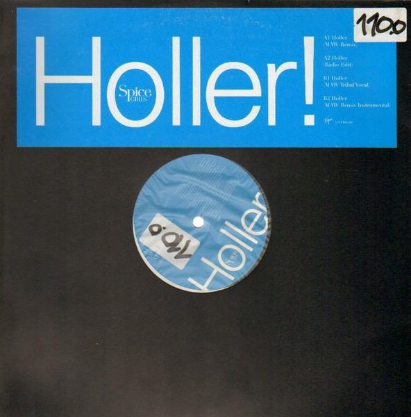 SPICE GIRLS - Holler - 12 inch x 1