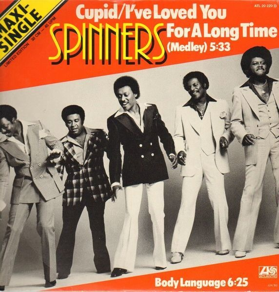 Spinners (Medley) Cupid - I Loved You For A Long Time / Body Language