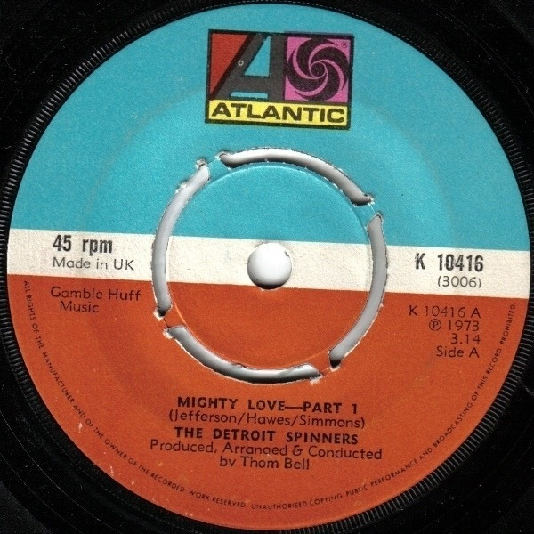 #<Artist:0x00007fd901596eb0> - Mighty Love