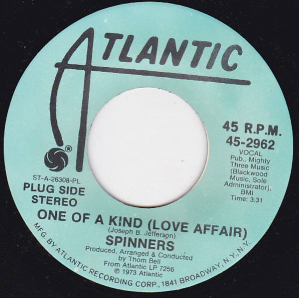 #<Artist:0x007f41e1351ef0> - One Of A Kind (Love Affair)