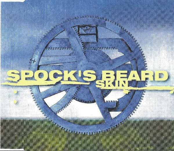 SPOCK'S BEARD - Skin - CD Maxi