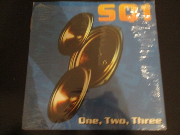 SQ-1 - One, Two, Three - Maxi x 1