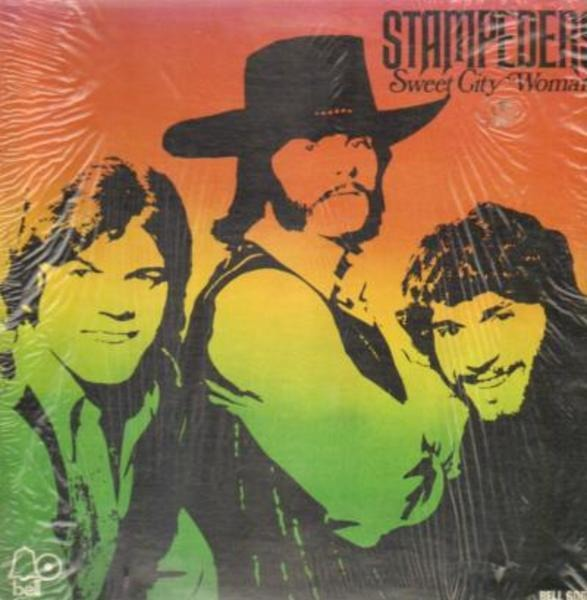 Stampeders - Sweet City Woman