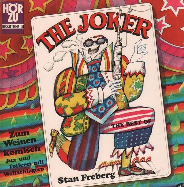 #<Artist:0x007f27621fb180> - The Joker: The Best Of Stan Freberg