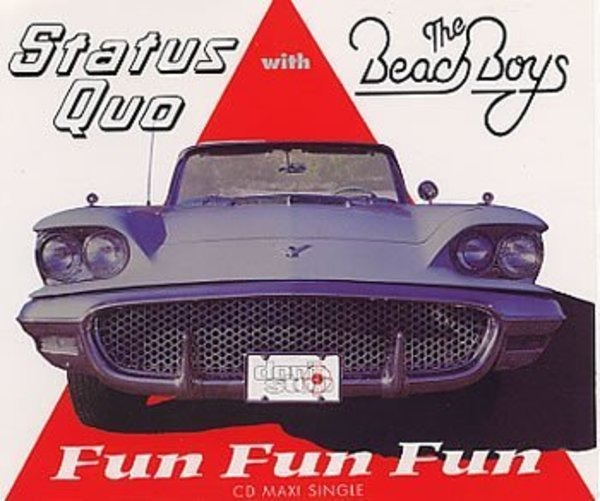 STATUS QUO - Fun, Fun, Fun - CD Maxi