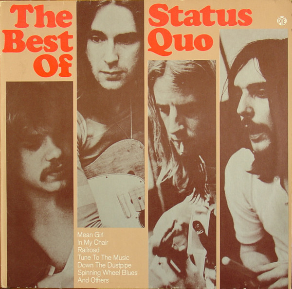 #<Artist:0x007f1f70e2a3b0> - The Best Of Status Quo