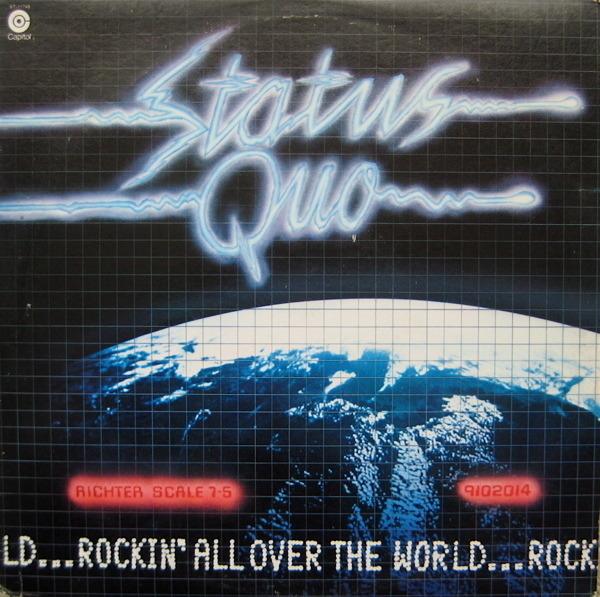 #<Artist:0x007f9eee645e58> - Rockin' All Over the World