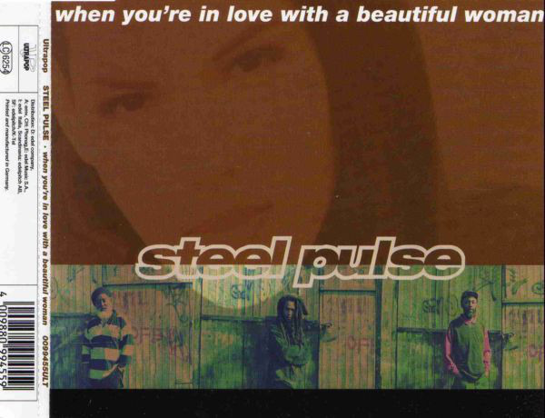 STEEL PULSE - When You're In Love With A Beautiful Woman - CD Maxi