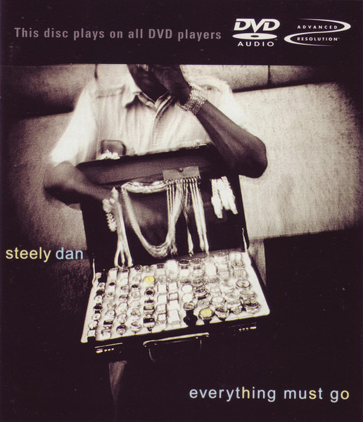 STEELY DAN - Everything Must Go (SUPER JEWEL CASE) - DVD