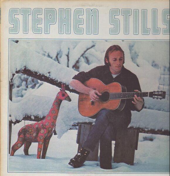 Stephen Stills Stephen Stills (PR)