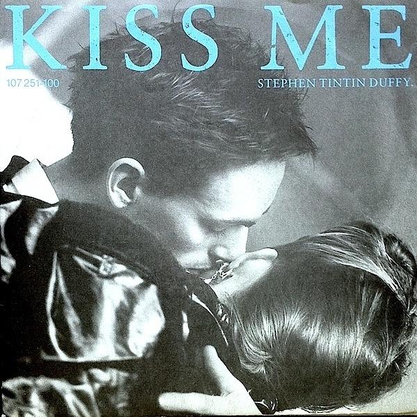#<Artist:0x00007fd9017a5d50> - Kiss Me