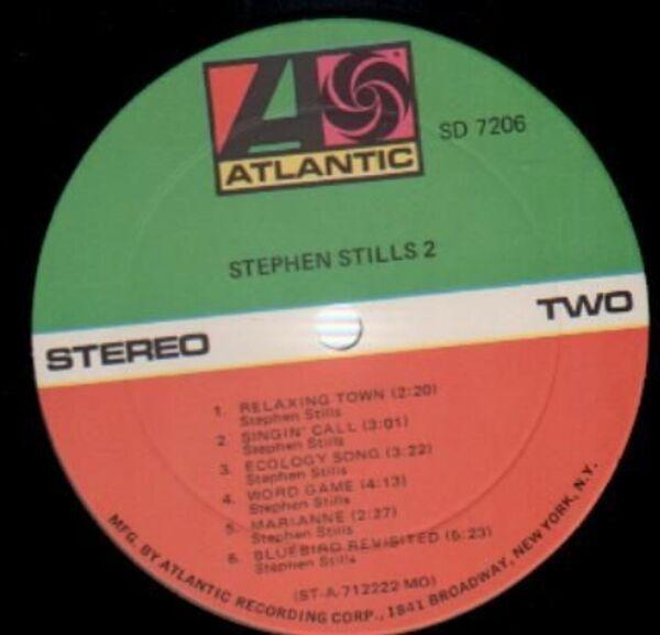 Stephen Stills Stephen Stills 2