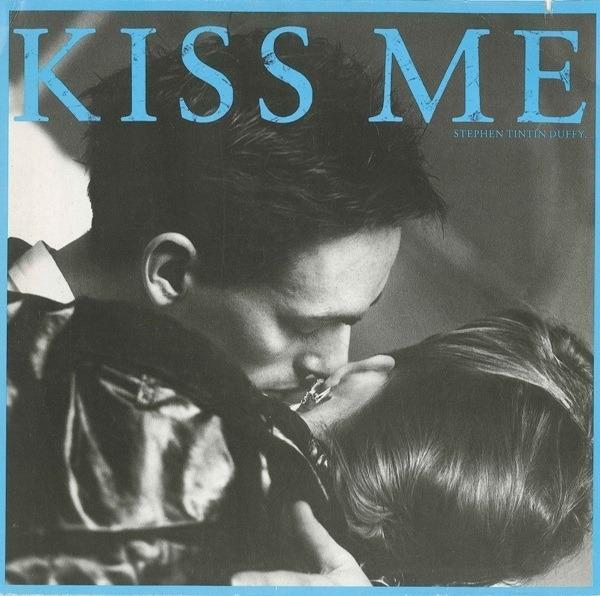 STEPHEN TINTIN DUFFY - Kiss Me - Maxi x 1
