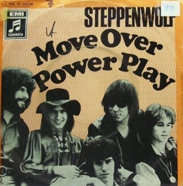#<Artist:0x007fafd16c9160> - Move Over / Power Play