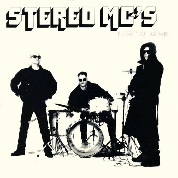 STEREO MC'S - Lost In Music (STILL SEALED) - 12 inch x 1