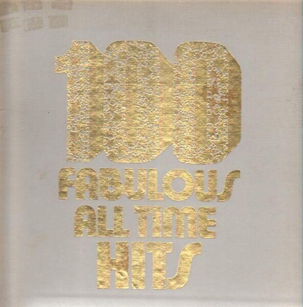 Steve Conway, Helen Shapiro, Manfred Mann etc. 100 Fabulous All Time Hits
