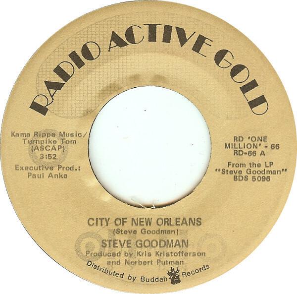 #<Artist:0x007f8216da3050> - City Of New Orleans