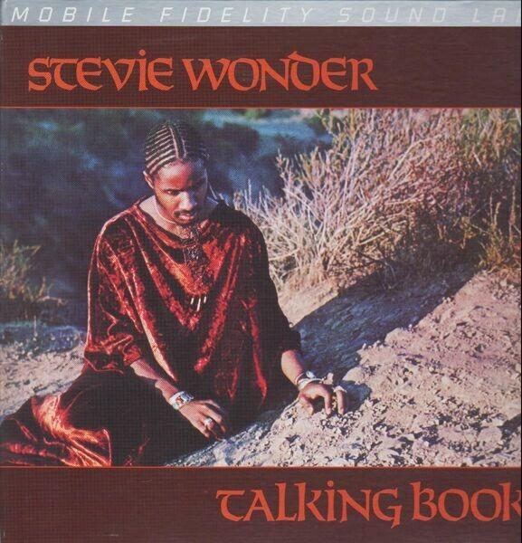 #<Artist:0x007f35b8043018> - Talking Book