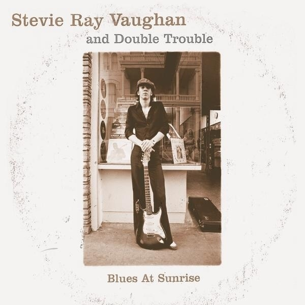 STEVIE RAY VAUGHAN & DOUBLE TROUBLE - Blues At Sunrise - CD