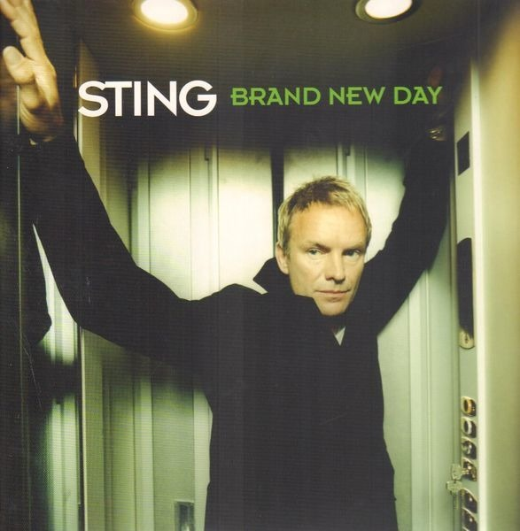 #<Artist:0x007f5d5971de38> - Brand New Day (2lp)