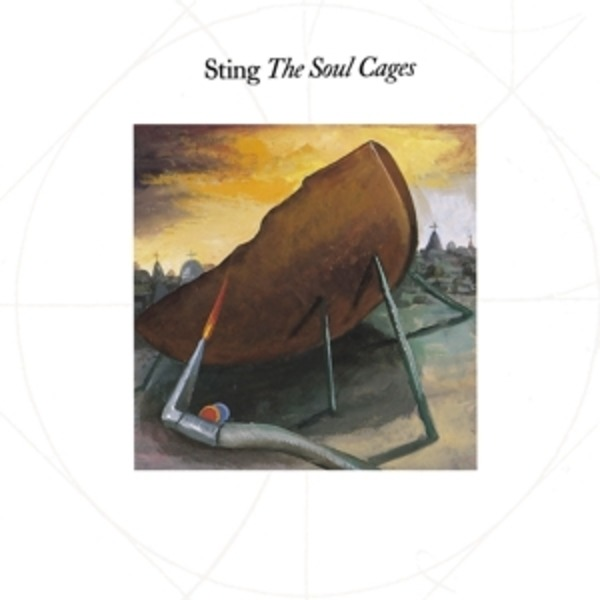 #<Artist:0x007ffa19548970> - The Soul Cages (lp)