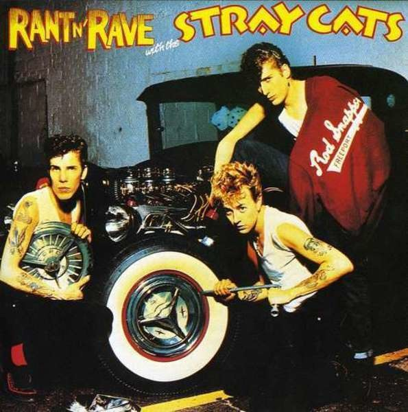#<Artist:0x007f2769b0eb08> - Rant N' Rave With The Stray Cats