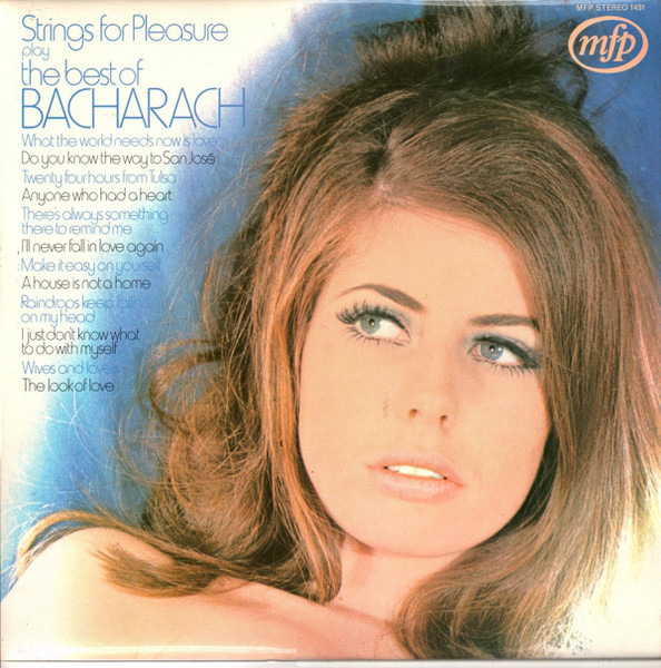strings for pleasure strings for pleasure play the best of bacharach