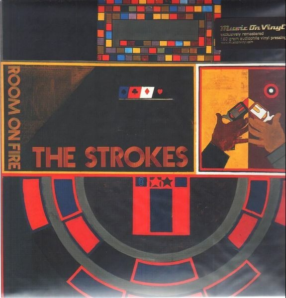 Strokes - Room On Fire (180 Gram Audiophile Vinyl)