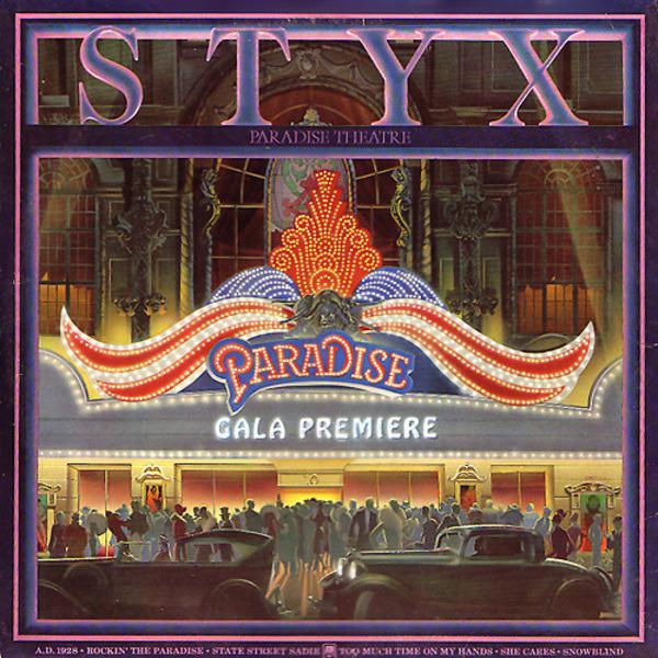 #<Artist:0x00007f4e0ebfd228> - Paradise Theatre