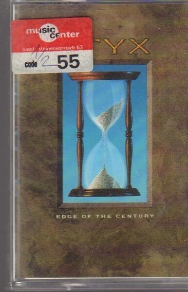 #<Artist:0x00007fce67d5dd28> - Edge of the Century