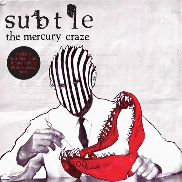 SUBTLE - The Mercury Craze - CD single