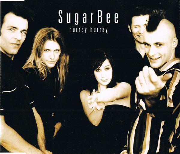 SUGAR BEE - Hurray Hurray - CD Maxi