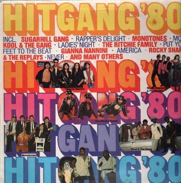 SUGARHILL GANG, KOOL & THE GANG, DONNA SUMMER - Hitgang '80 - LP