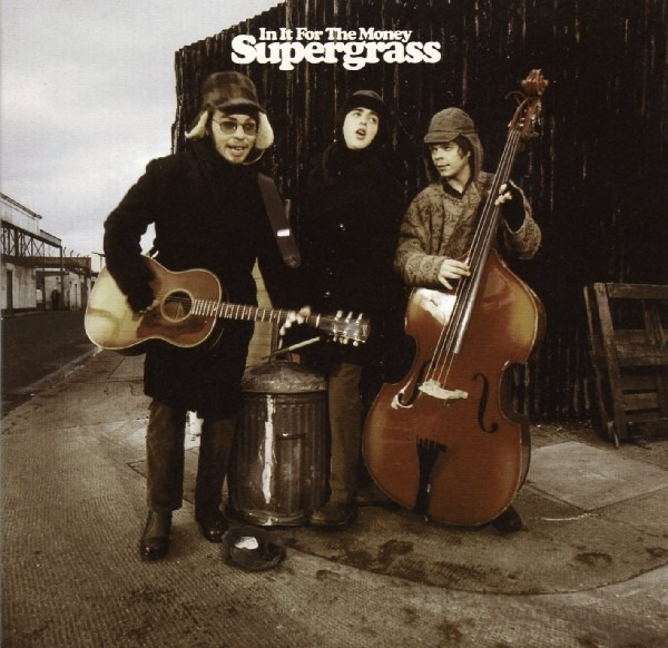 SUPERGRASS - In It For The Money - CD