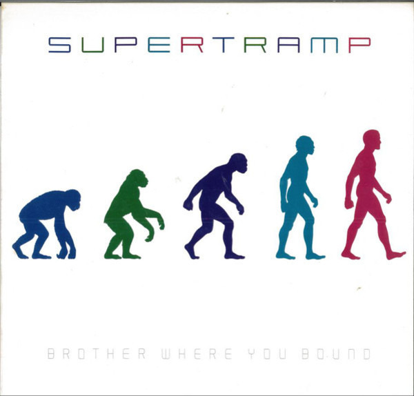SUPERTRAMP - Brother Where You Bound - LP